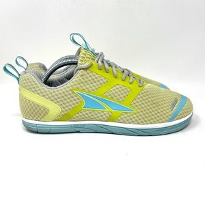 Altra Provisioness 1.5 Running Green Blue W 10.5